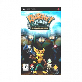 Ratchet & Clank: El Tamaño Importa PSP (SP)