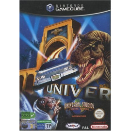 Universal Studios Theme park adventure GC (SP)