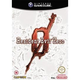 Resident Evil Zero GC (UK)