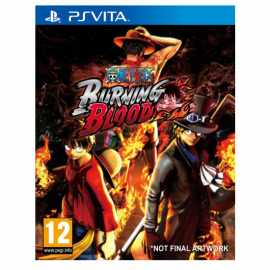 One Piece: Burning Blood PSV (SP)