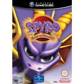 Spyro: Enter the Dragonfly GC (SP)