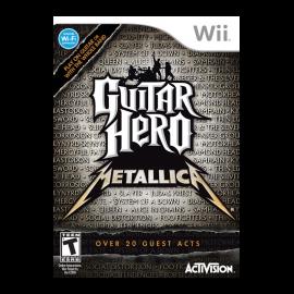 Guitar Hero Metallica Wii (SP)