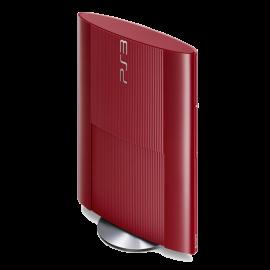 PS3 Ultraslim Roja 500GB (Sin Mando)