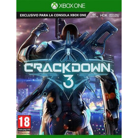 Crackdown 3 Xbox One (SP)