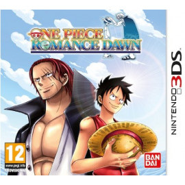 One Piece Romance Dawn 3DS (SP)