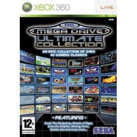 Sega Mega Drive Ultimate Collection Xbox360 (SP)