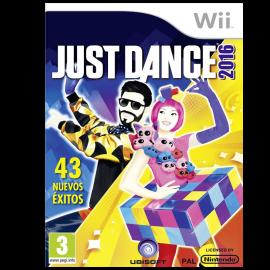 Just Dance 2016 Wii (SP)