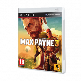 Max Payne 3 PS3 (SP)