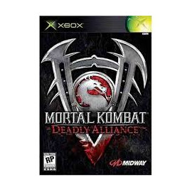Mortal Kombat Deadly Alliance Xbox (SP)