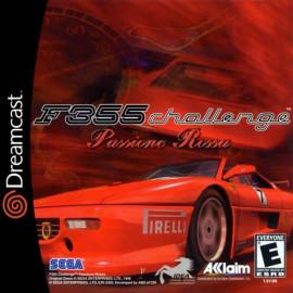 F355 Challenge Passion rosa DC (SP)