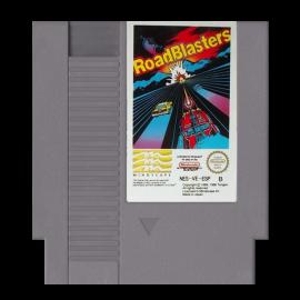 Roadblasters NES