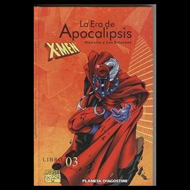 Comic La Era del Apocalipsis Planeta 03
