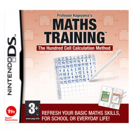 Maths Training del Prof.Kageyama DS (SP)