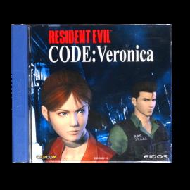 Resident Evil Code: Veronica DC (SP)