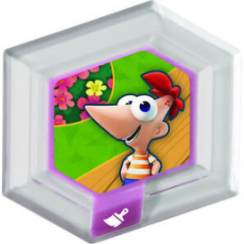 Disney Infinity Power Disc Phineas