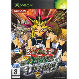 Yu-Gi-Ol! El ocaso del destino Xbox (SP)