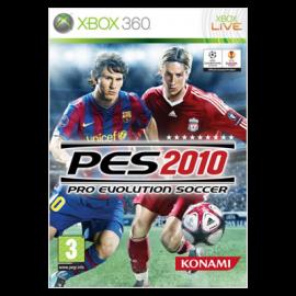 PES 2010 Xbox360 (SP)