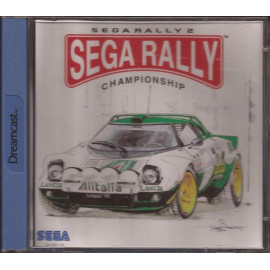 Sega rally DC (SP)