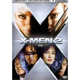 X-Men 2 Ed Especial DVD