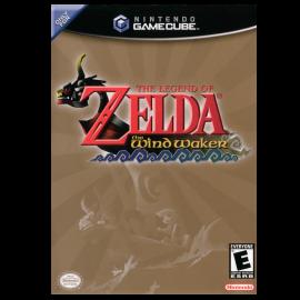 The Legend of Zelda the Wind Waker GC (SP)
