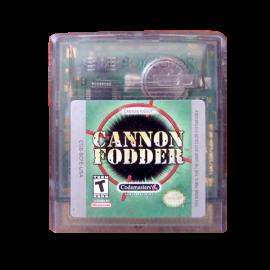 Cannon Fodder GBC