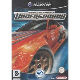 Need for Speed underground GC (SP)