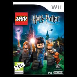 Lego Harry Potter (Años 1-4) Wii (SP)
