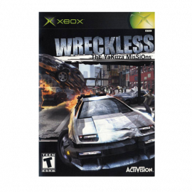 Wreckless The Yakuza Missions Xbox (SP)