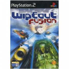 WipEout Fusion PS2 (SP)