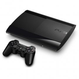 Pack: PS3 Ultraslim 500GB + Dual Shock 3