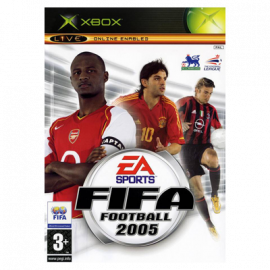 FIFA Football 2005 Xbox (SP)