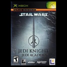 Star Wars Jedi Knight: Jedi Academy Xbox (SP)