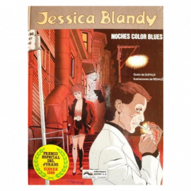 Comic Jessica Blandy Noches Color Blues 04