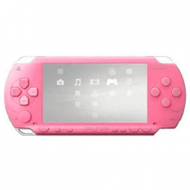 PSP 1000 Rosa