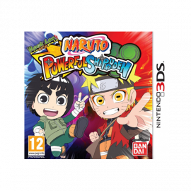 Naruto Powerful Shippuden 3DS (SP)