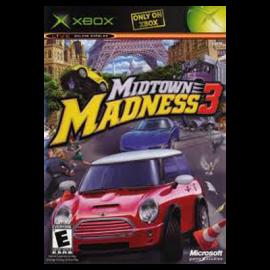 Midtown Madness 3 Xbox (SP)
