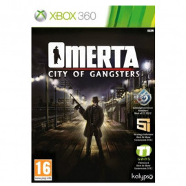 Omerta City of Gangster Xbox360 (SP)