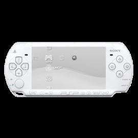 PSP 3000 Blanca
