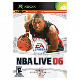 NBA Live 06 Xbox (SP)