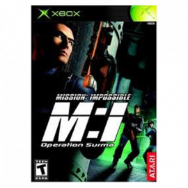 Mission Impossible Operation Surma Xbox (SP)