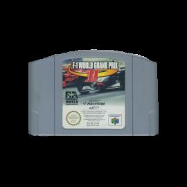 F1 World Grand Prix II N64