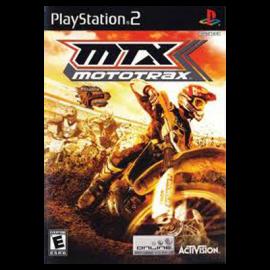 MTX Mototrax PS2 (SP)