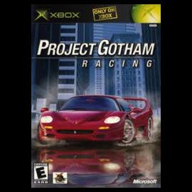 Project Gotham Racing Xbox (SP)