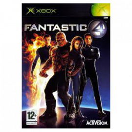 Los 4 Fantasticos Xbox (SP)