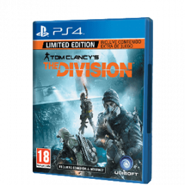 The Division Limited Edition PS4 (SP)