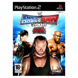 WWE SmackDown vs. Raw 2008 PS2 (SP)