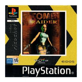 Tomb Raider Eidos Ricochet PSX (SP)