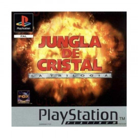 Jungla de Cristal La Trilogia Platinum PSX (SP)