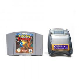 Pokemon Stadium + Transfer Pak N64