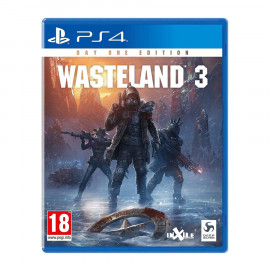 Wasteland 3 Day One Edition PS4 (SP)